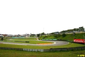 Sirkuit Interlagos Brazil / autosport.com